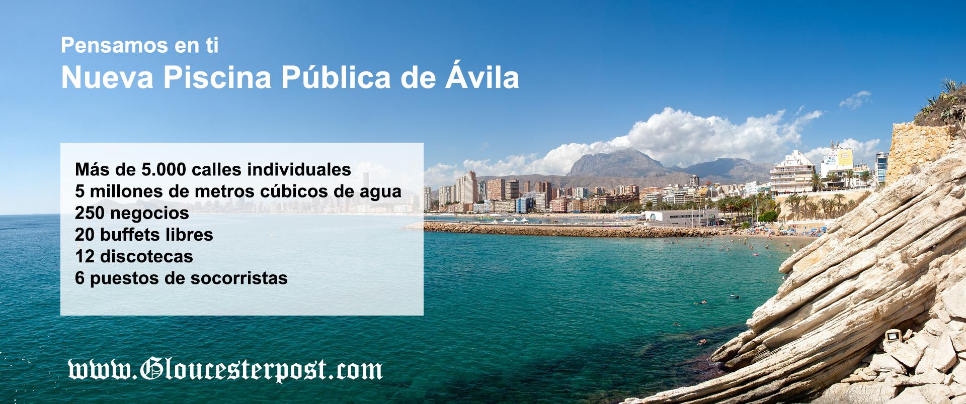 Piscina pública de Ávila